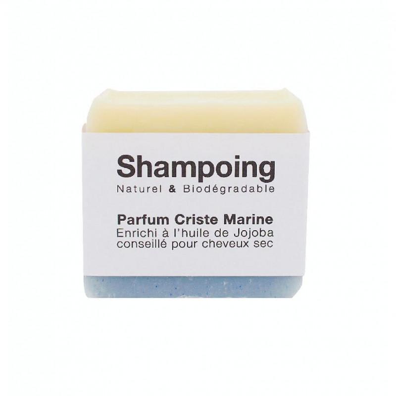 Shampoing solide parfum criste marine