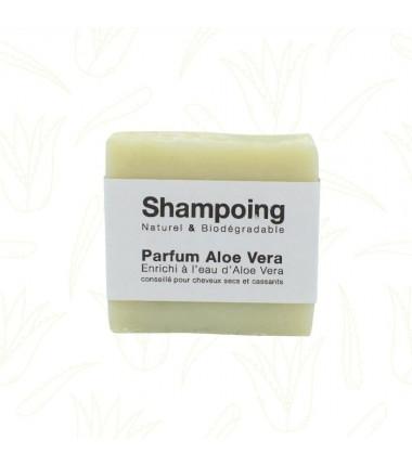 Shampoing solide parfum Aloe vera