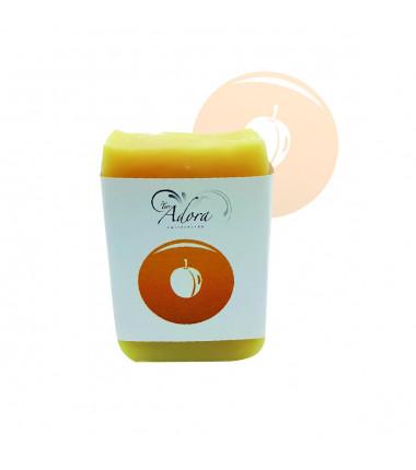 Savon solide parfum abricot