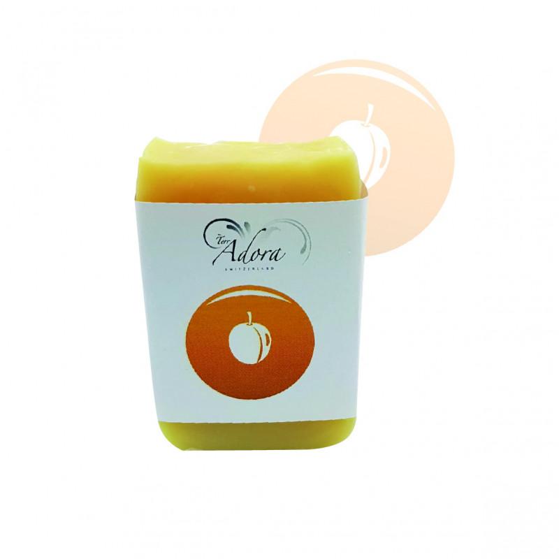 Savon parfum abricot